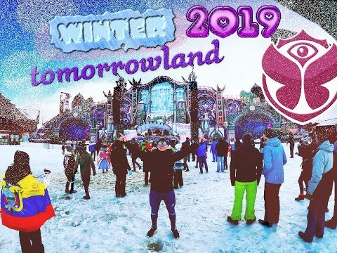 WINTER TOMORROWLAND | VLOG #27