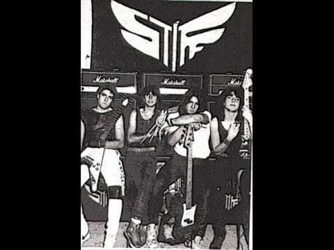 STIFF(Ita)-7/4/1984 Teatro Mongiovino,Rome