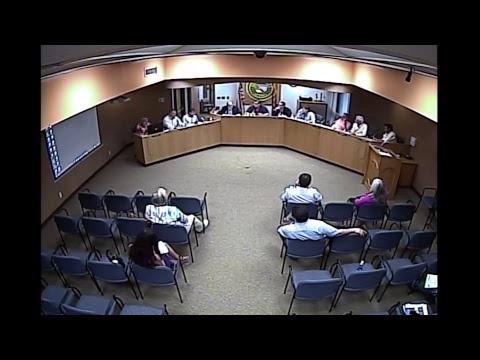City of Nogales, AZ. Special Council Meeting. June 21, 2017