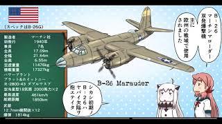 【マンガ動画】 艦これ漫画: 明石さんとほっぽちゃんで見る 世界の駄作機 【Part 2】