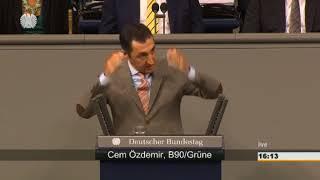 Cem Özdemir: Vereinbarte Debatte anlässlich der Aufdeckung der NSU-Verbrechen [Bundestag 05.11.2014] thumbnail