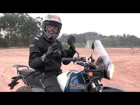 Royal Enfield Himalayan - Teste - VÍDEO