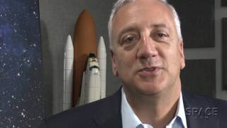 'Spaceman' Mike Massimino Explains His 'Unlikely Journey' | Video