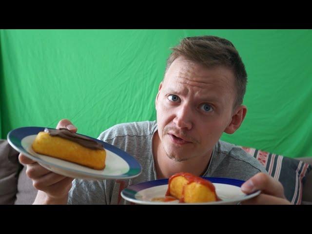 KETCHUP vs NUTELLA #6 - TWINKIES
