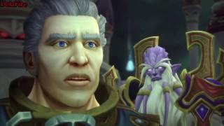 World of Warcraft: Legion - Квестовая цепочка Расколотого Берега: Армия Погибели Легиона