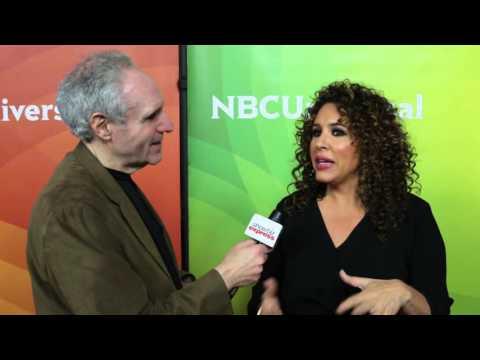 Showbiz Express - Diana Maria Riva & Her Role on 'Telenovela'