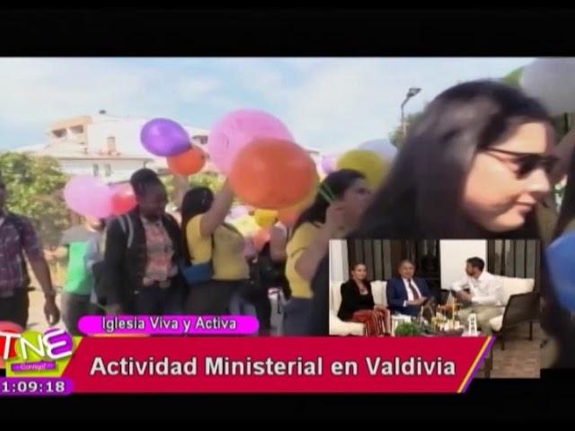 Iglesia Viva y Activa: Actividades Ministeriales en Valdivia