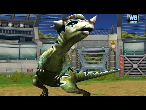 Jurassic Park Builder: Pachycephalosaurus [BATTLE] [FINAL EVOLUTION]