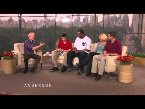 Anderson Surprises Dugan Smith with World Series Tickets