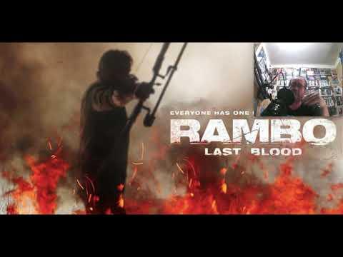 RAMBO LAST BLOOD REVIEW con Spoilers. Esperemos sea la última