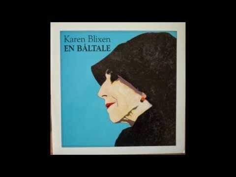 Karen Blixen - En Båltale (full album) 1987