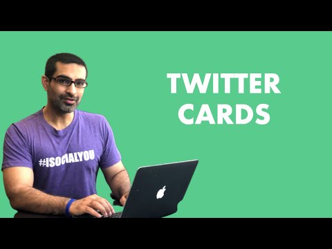 How To Create A Twitter Website Card   Lead Generation And Traffic From Twitter