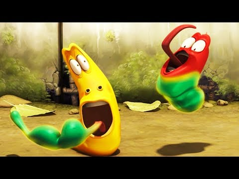 LARVA - MAGIC LIQUID | Cartoon Movie | Cartoons For Children | Larva Cartoon | LARVA Official