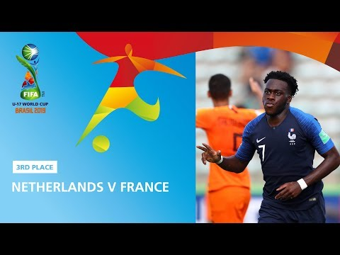 Netherlands v France Highlights – FIFA U17 World Cup 2019 ™