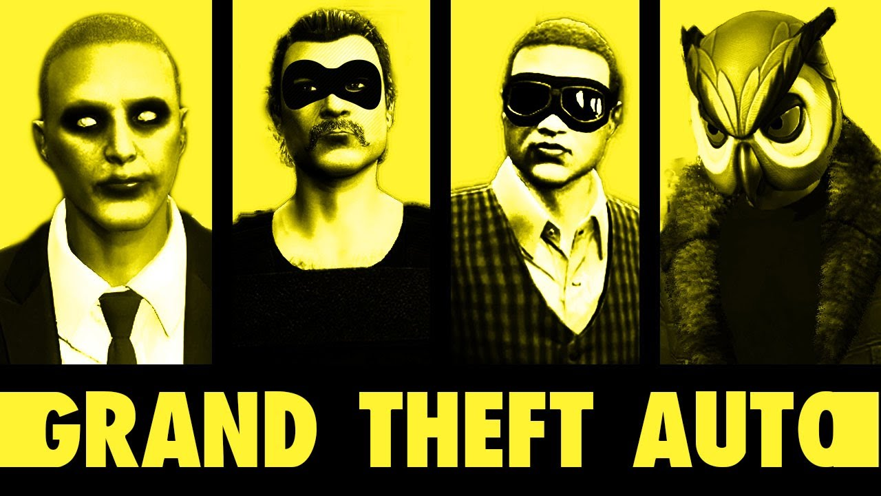 8a4a7db2d WHO WATCHES THE WATCHMEN? - GTA 5 Gameplay - YouTube