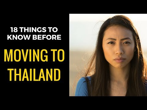18 Things to Know BEFORE Moving to Live in Thailand