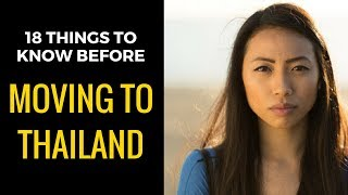 18 Things to Know BEFORE Moving to Live in Thailand ❤️
