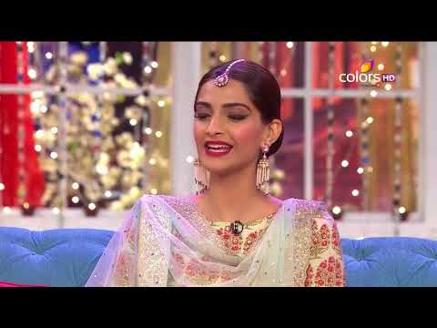 Comedy Nights with Kapil - Salman Khan and Sonam Kapoor - 8th November 2015