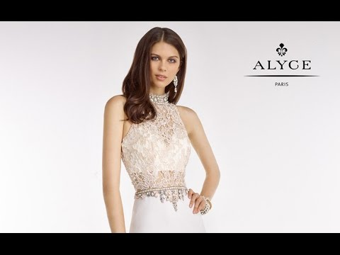 67a88d40cc Alyce 6590 Prom Dress - YouTube