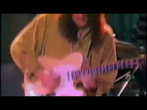 Robben Ford & the Blue Line - Running Out On Me (LIVE)