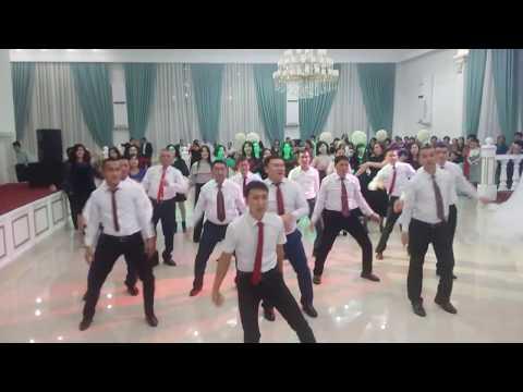Самый лучший флешмоб 2017 Кызылорда