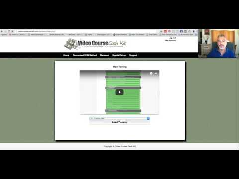 How To Create Your Own Passive Income Online Using Video Course Cash Cit