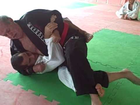 RENATO PAQUET RED BELT & LEO VIEIRA BLACK BELT