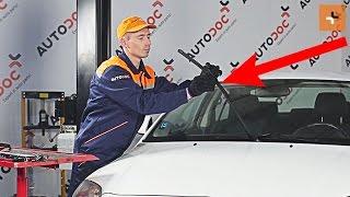 Jak vyměnit Lanko parkovací brzdy на TOYOTA AVENSIS (T25_) - online zdarma video