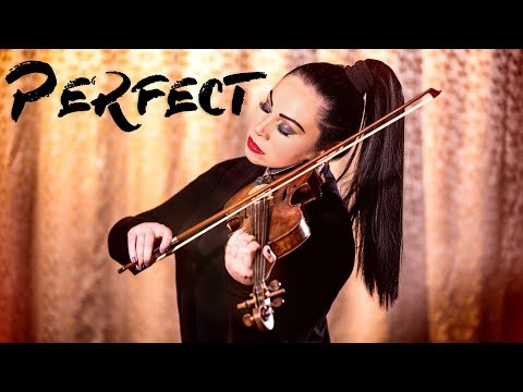 Perfect - Ed Sheeran (Violin Cover Cristina Kiseleff)