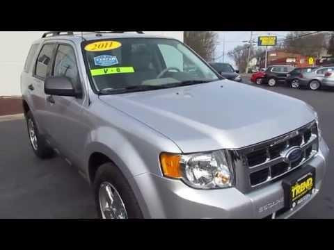 2011 Ford Escape XLT AWD (stk# P2875A ) for sale Trend Motors Rockaway, NJ