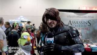 Spencer Doe 2014 LVL UP Expo Interview