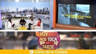 """""""Mecenazgo"""": Entrevista Josefina Rouillet y Toia Ibañez en Hoy nos toca a la Tarde"""