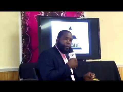 Dr. Umar Johnson answering questions. Columbia, SC August 9th, 2015