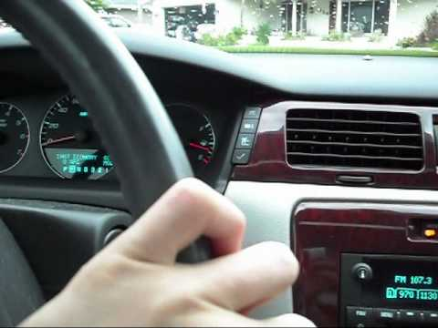2008 Chevy Impala Ltz Review Youtube