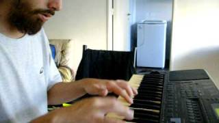piano reggae riddim strenght and hope