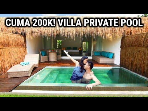 """NEMU VILLA PRIVATE POOL MURAH, """"CUMA 200RBAN"""" !!!"""