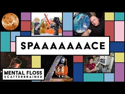 Everything You Need to Know about Space - Mental Floss Scatterbrained