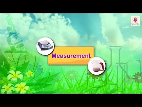 Units of Measurement For Kids | Measuring Time, Length, Weight, Liquids, Temprature | Periwinkle