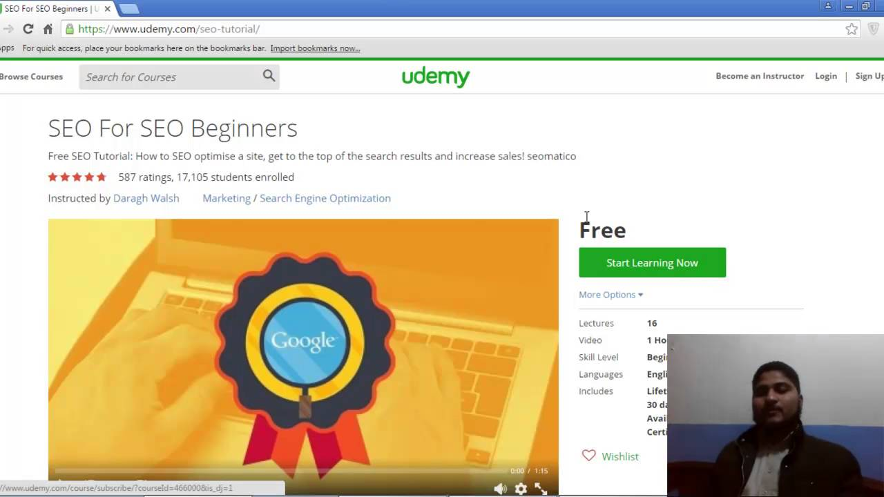 Get Almost Every Udemy Course Free by 2 ways to Follow!