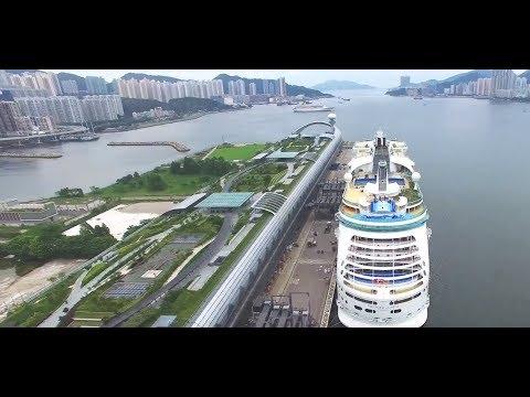 Daniel Wu's Hong Kong X Cruise Holidays