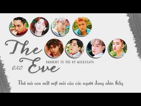 [VIETSUB] EXO - THE EVE (Korean Ver.)