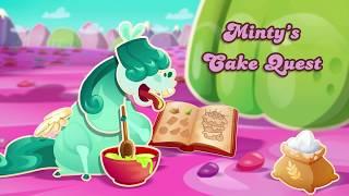 Candy Crush Saga - Minty's Cake Quest!