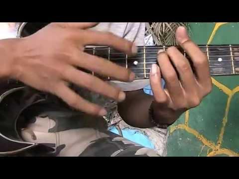 Cover Guitar  Naik Delman