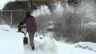 снегоуборщик WOLF-Garten SF 61E