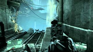 Crysis 2 Walkthrough: Mission 10, Part 3: Semper Fi or Die, Madison Square Park, NYC (in 1080p HD)
