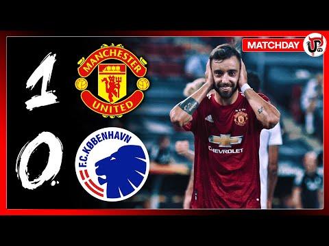 PENALTY FC WE MOVE! | MAN UTD 1-0 FC COPENHAGEN