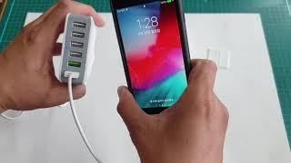 allo 6포트 USB 퀵차지 멀티충전기 개봉기