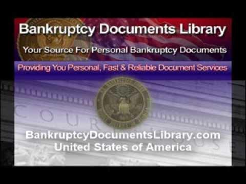 bankruptcy-creditors-list