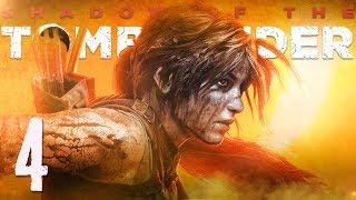 Mała Lara? | Shadow of the Tomb Raider [#4]