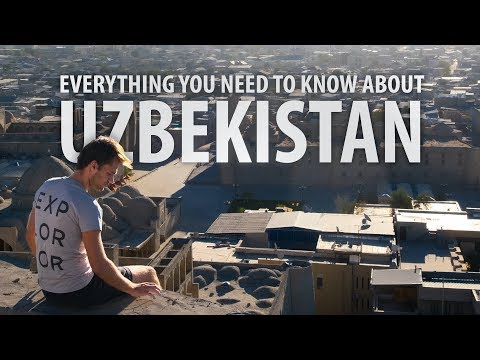 What is UZBEKISTAN? (Incredible Central Asian Gem)